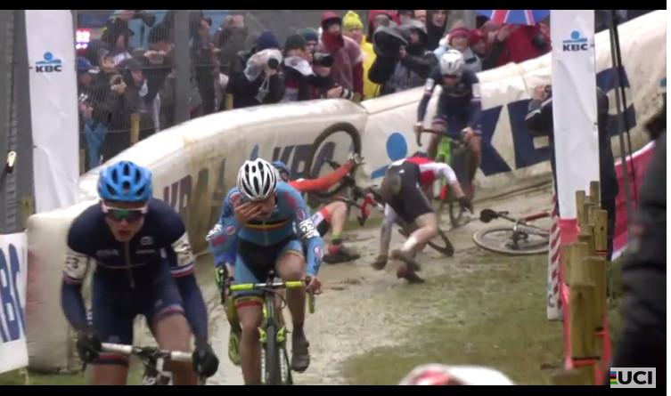 Majstrovstvá sveta v cyklokrose začali …