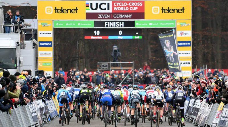 Víkendový zber UCI bodov