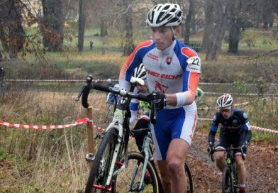 10.kolo Slovenského pohára v cyklokrose ovládol Martin Haring