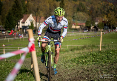 Vynikajúce druhé miesto vybojoval vPodbrezovej vrámci slovenského pohára UCI – C2 slovenský reprezentant, člen Dukly Banská Bystrica, Haring Martin