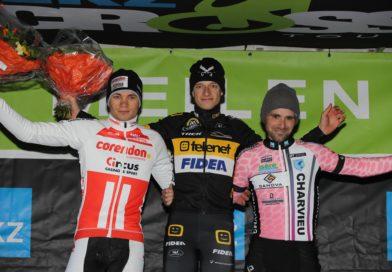 Cyklokrosová reprezentácia má za sebou preteky vo Švajčiarsku